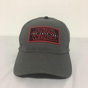 Star Wars The Last Jedi Ball Cap Hat